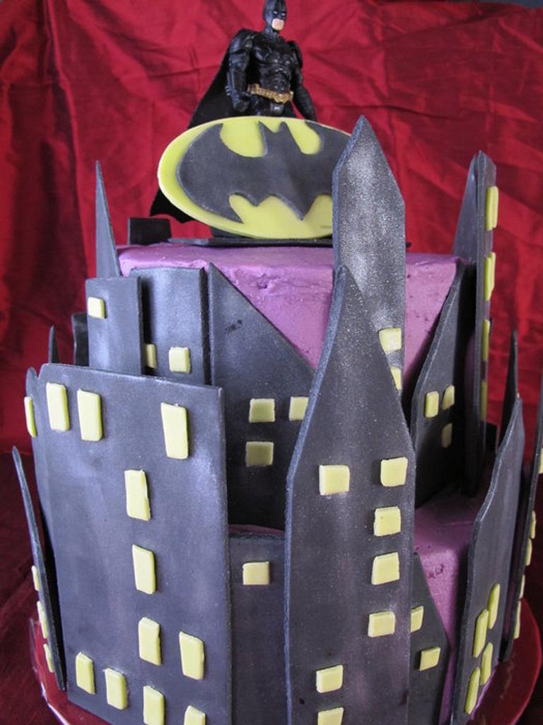 Gotham City by Elyse Rosati