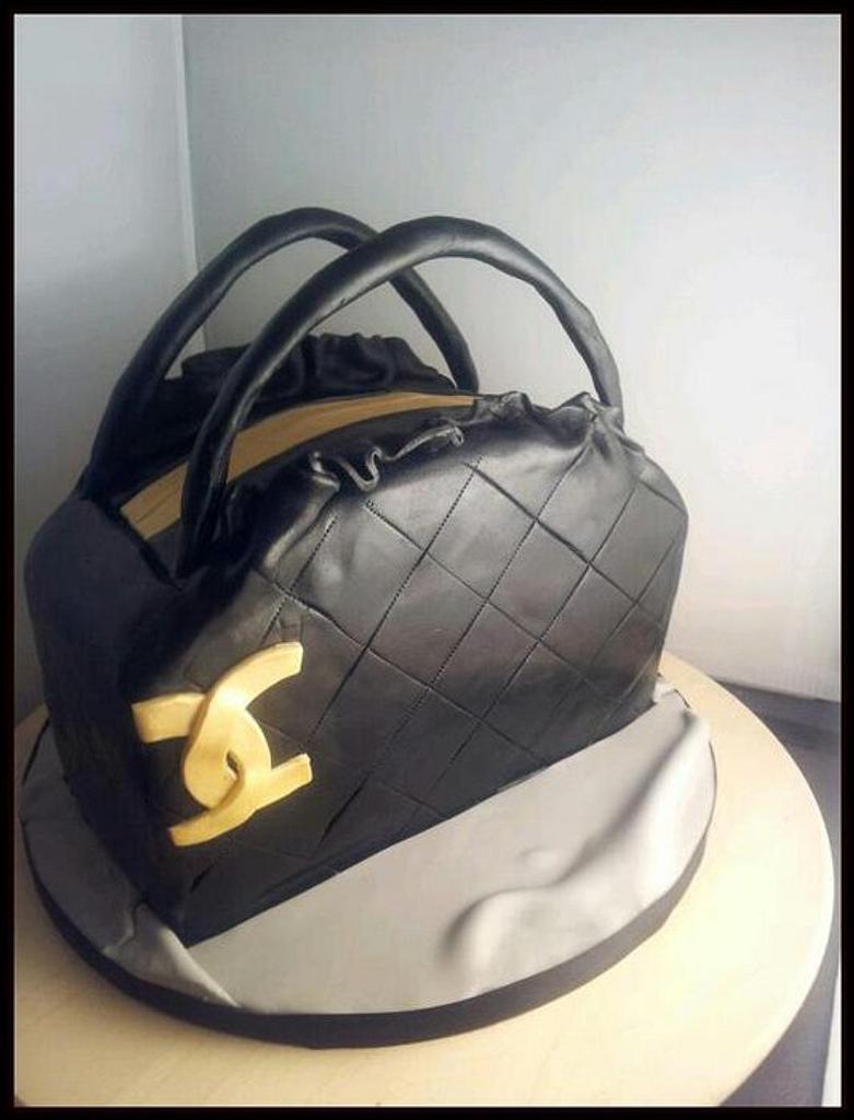 CC handbag  by Lisa Wheatcroft