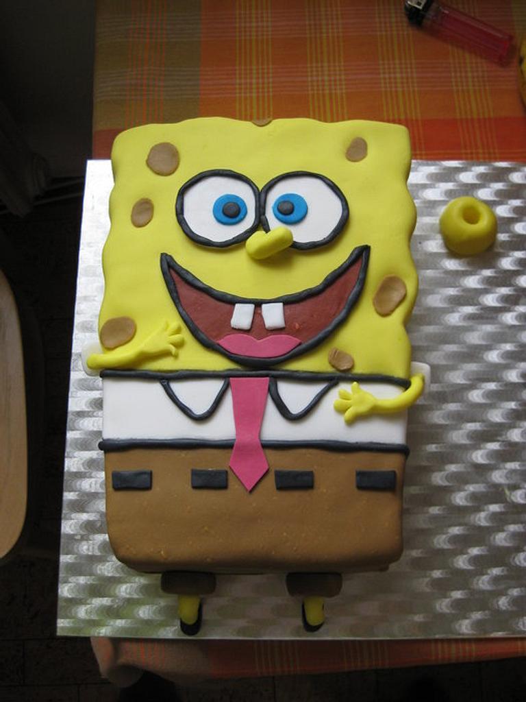 Spongebob by Niovy
