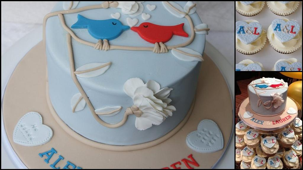 Lovey Dovey by Jo Finlayson (Jo Takes the Cake)