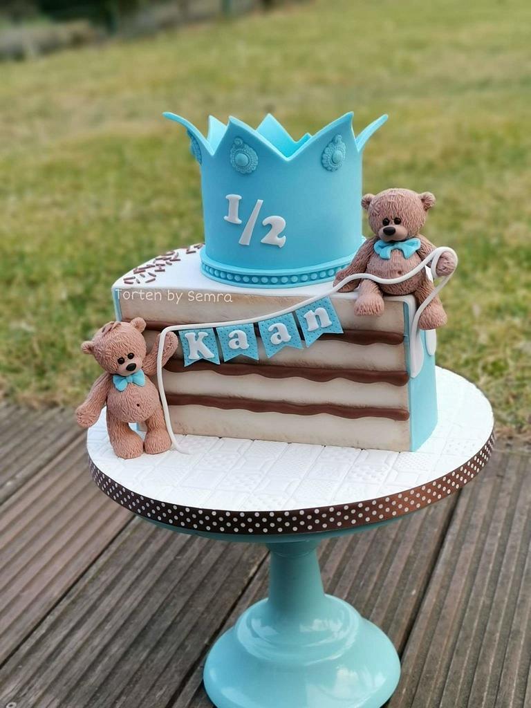 1/2 birthday by TortenbySemra