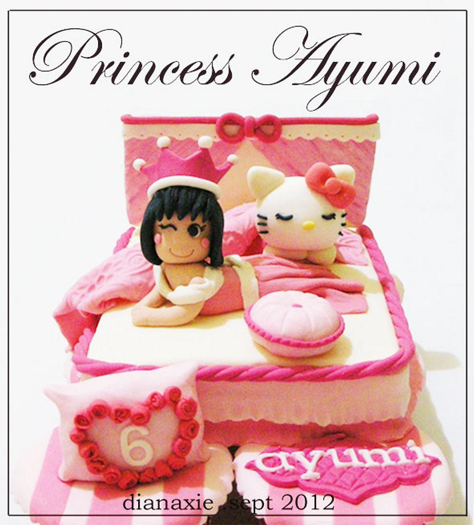 Princess Ayumi by Diana