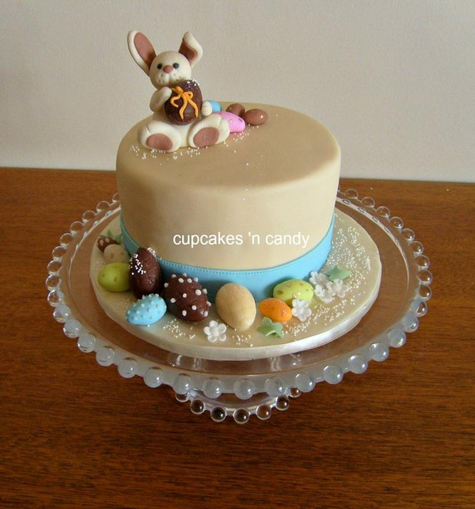 Easter Cake by Cupcakes 'n Candy