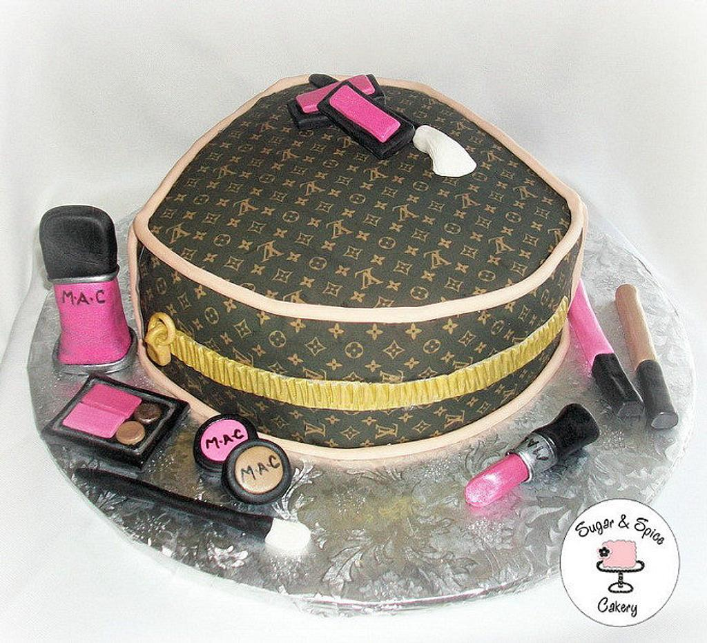 Louis Vuitton Make Up Bag by Mandy