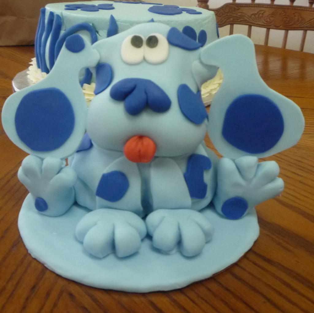Blues clues by Natali