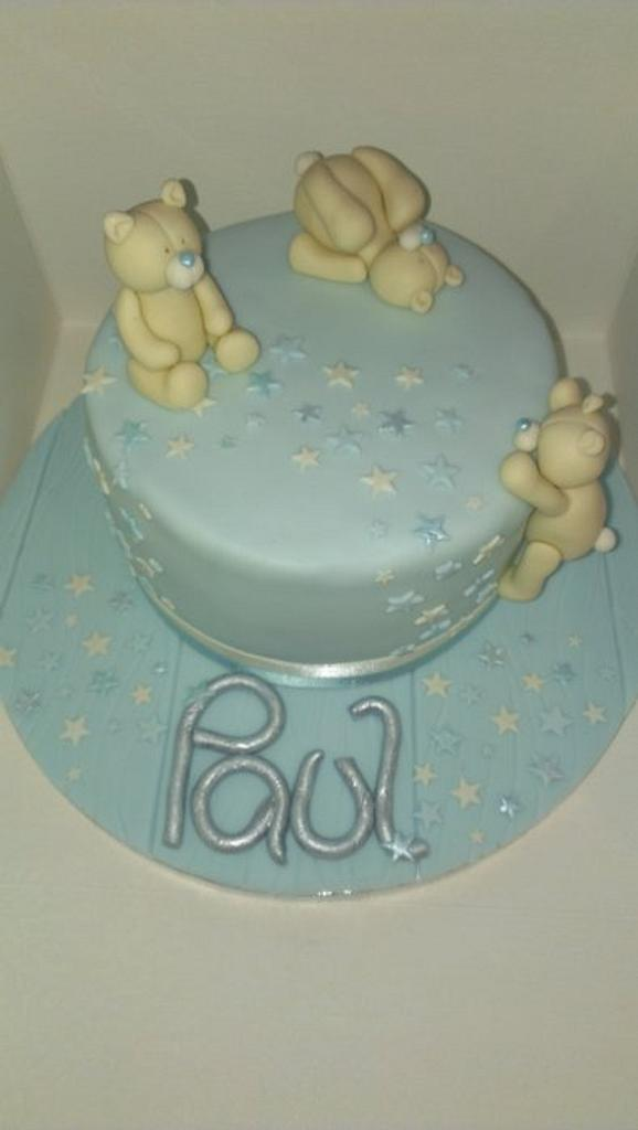 cute bears by Cakes galore at 24