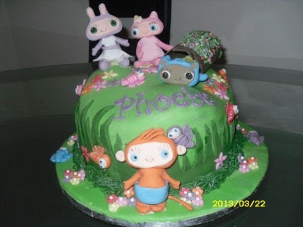 Waybuloo Cake  by Sophie336