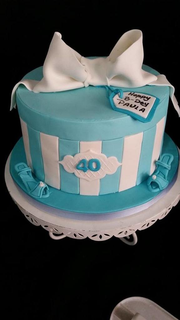 Birthday Cake!!! by DeliciasGloria