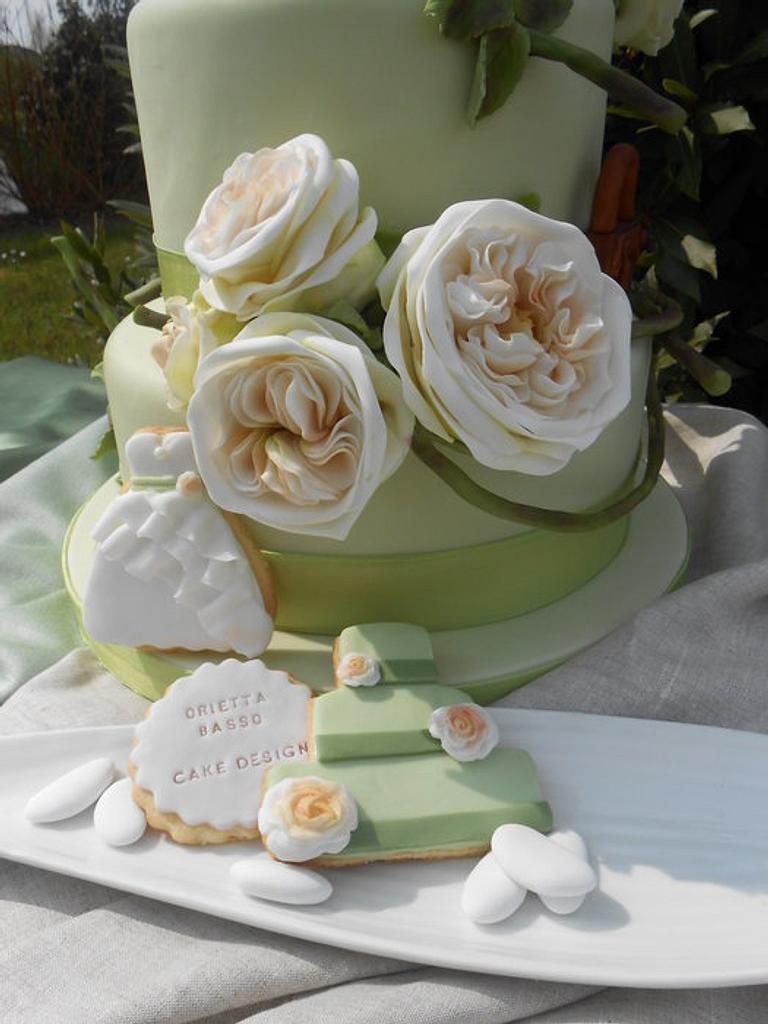 Rose inglesi by Orietta Basso