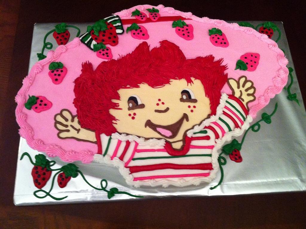 Strawberry Shortcake by lanett