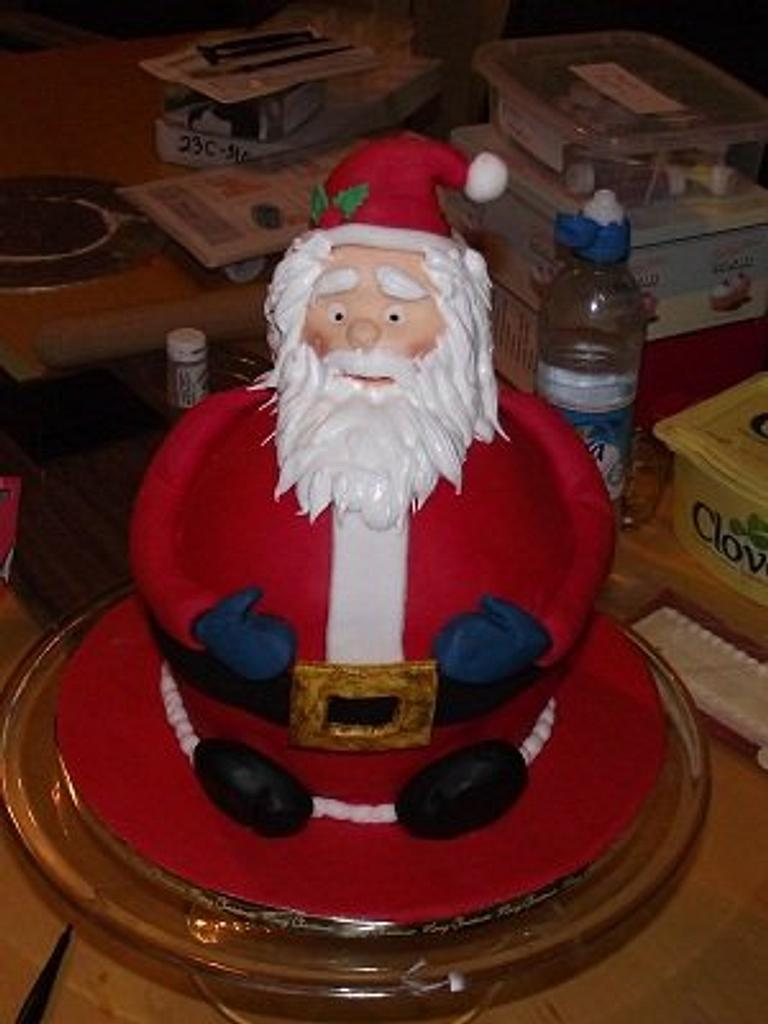 Santa  by Maggie