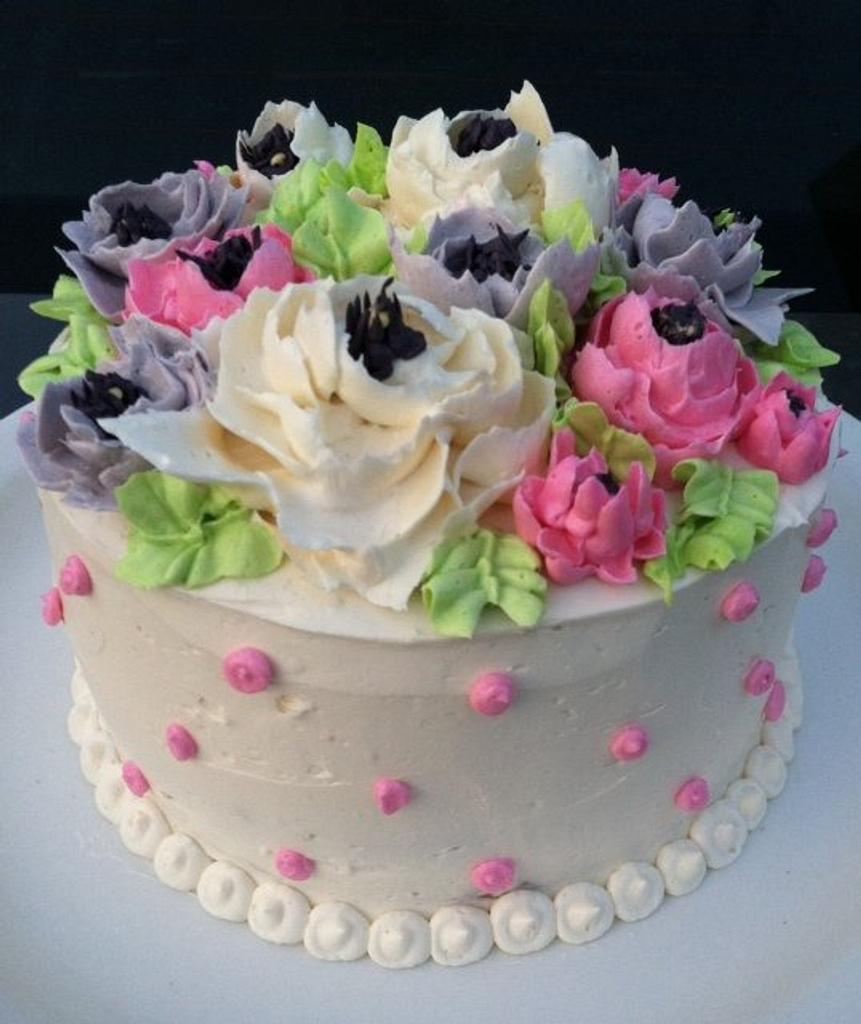 Little Cake by Kristin Dimacchia