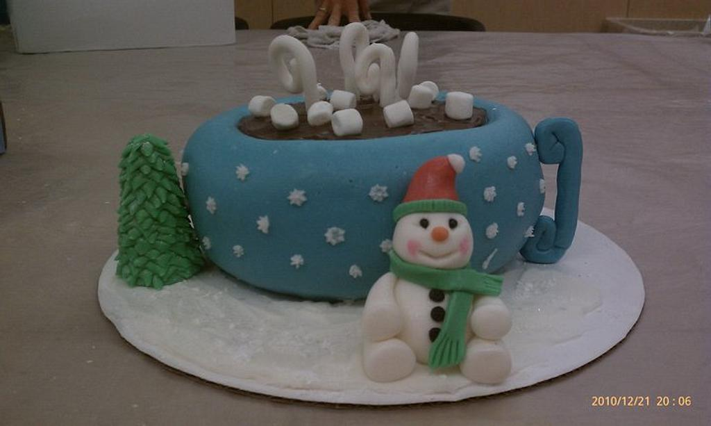 Hot Cocoa by sabrinas sweet temptations