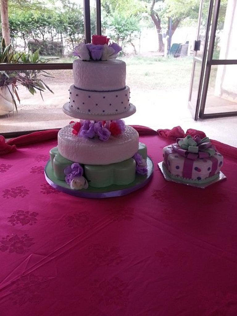 Wedding cake by SerwaPona