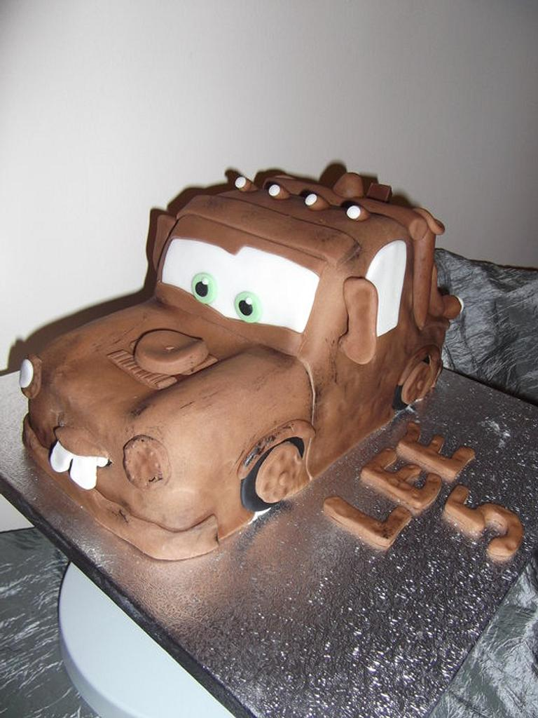 Mater cake by Claire