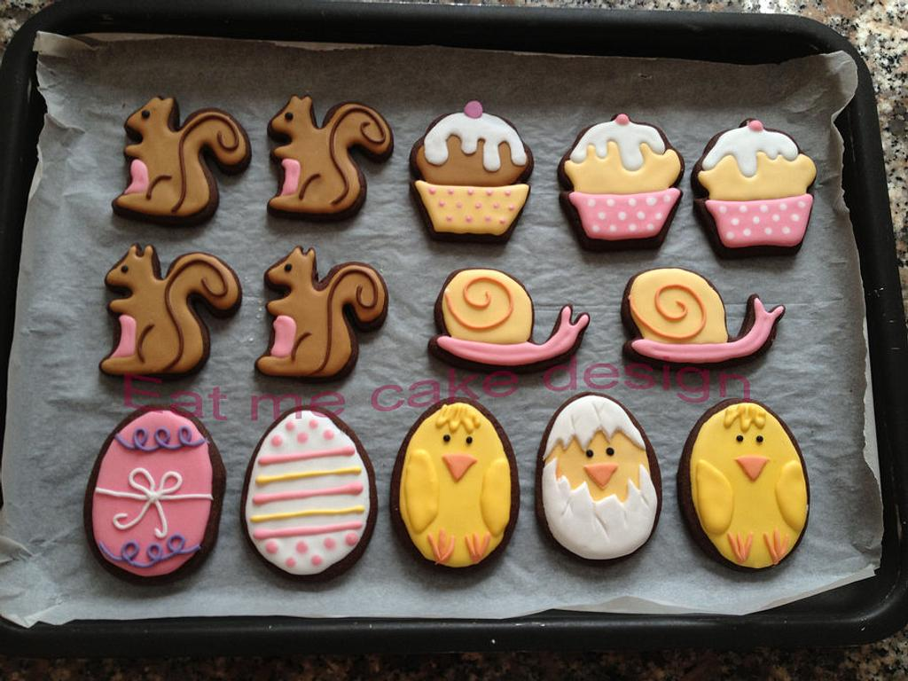 Cookies by Moira