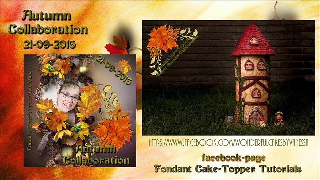 Sweet Autumn Collaboration 2016 by Vanessa