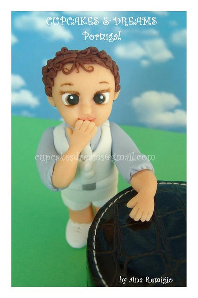 MY LITTLE CHRISTENING BOY by Ana Remígio - CUPCAKES & DREAMS Portugal