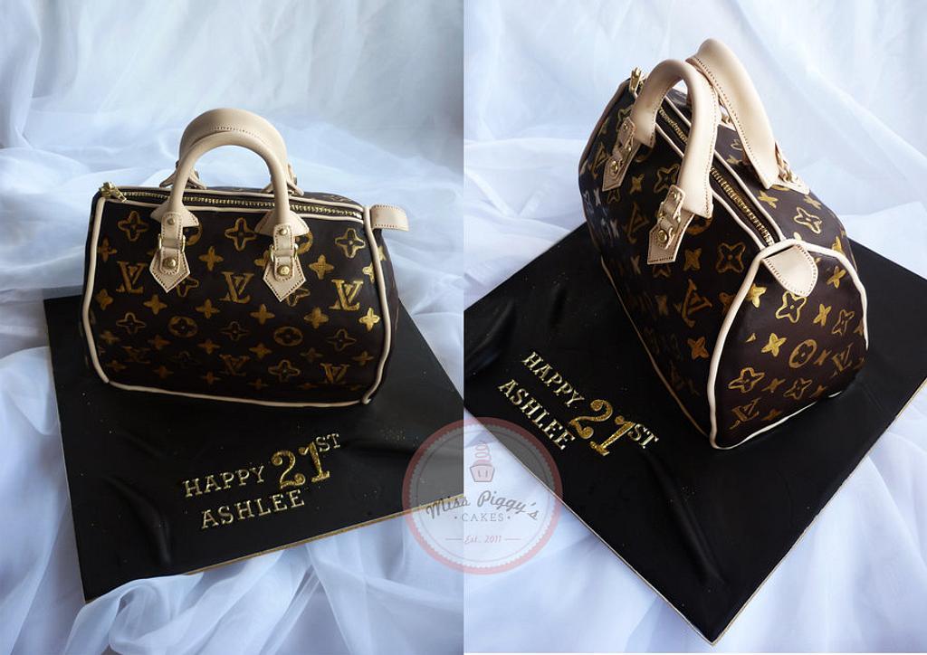 LV Handbag by MissPiggy