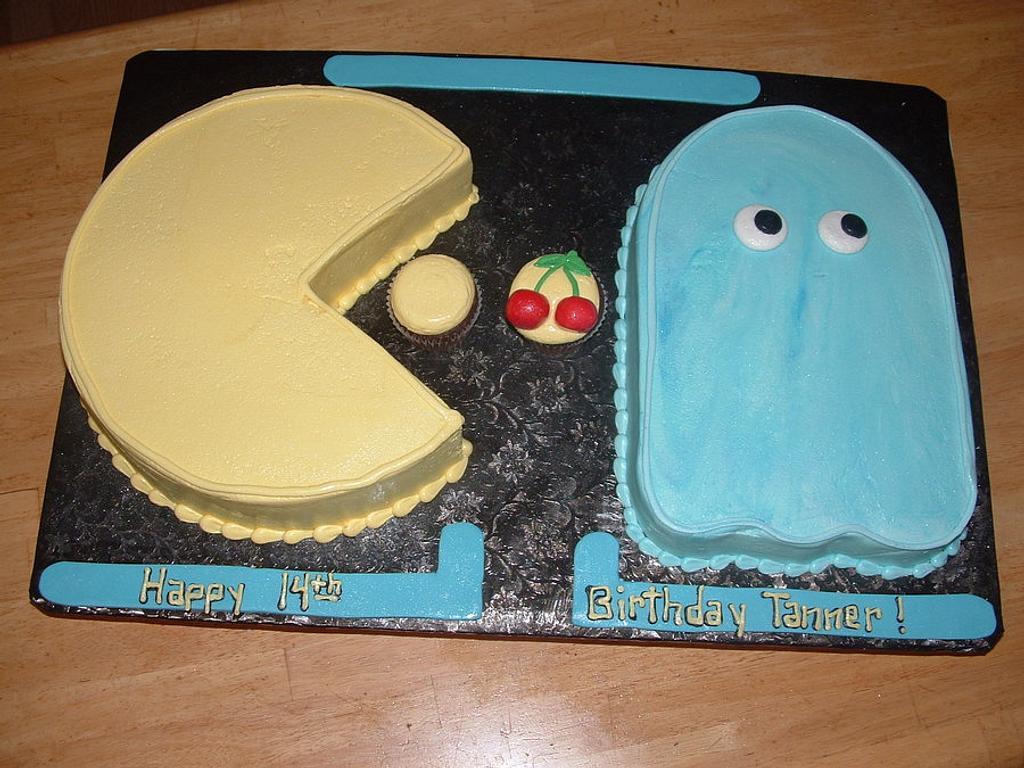 Pac-Man by Jennifer C.