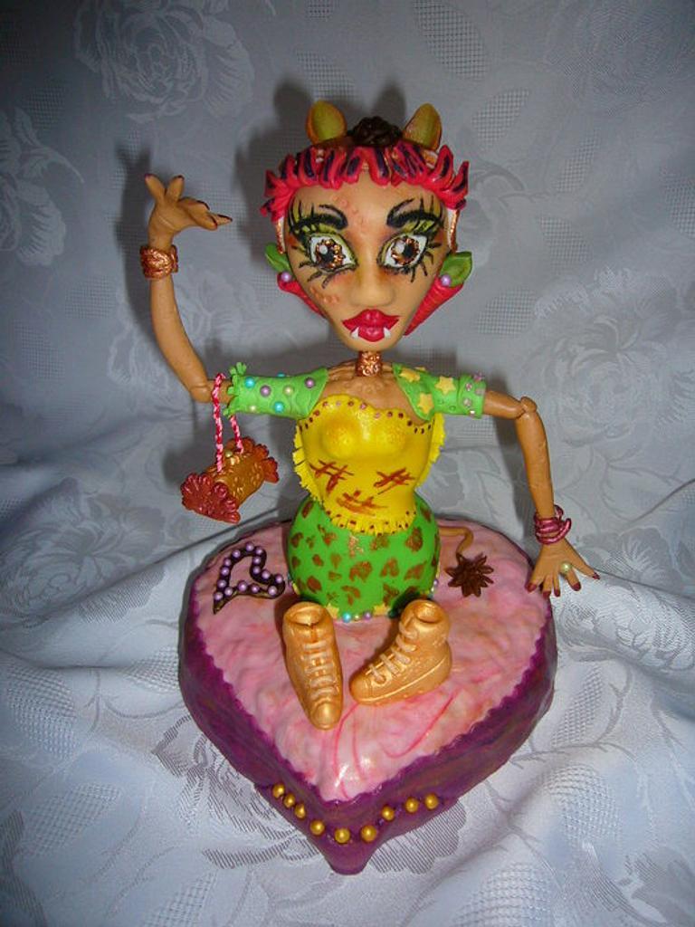 Monster High by Bożena