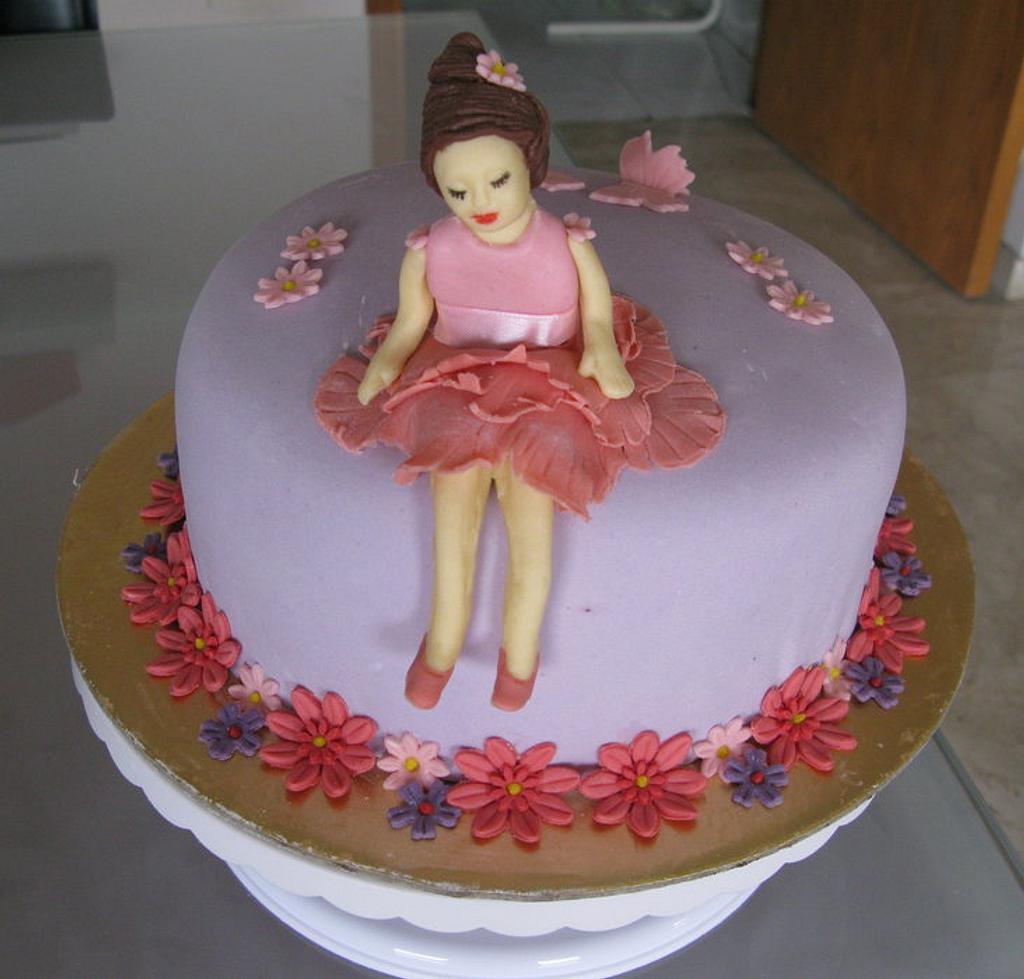 Soledad's cake! by Sugar&Spice by NA