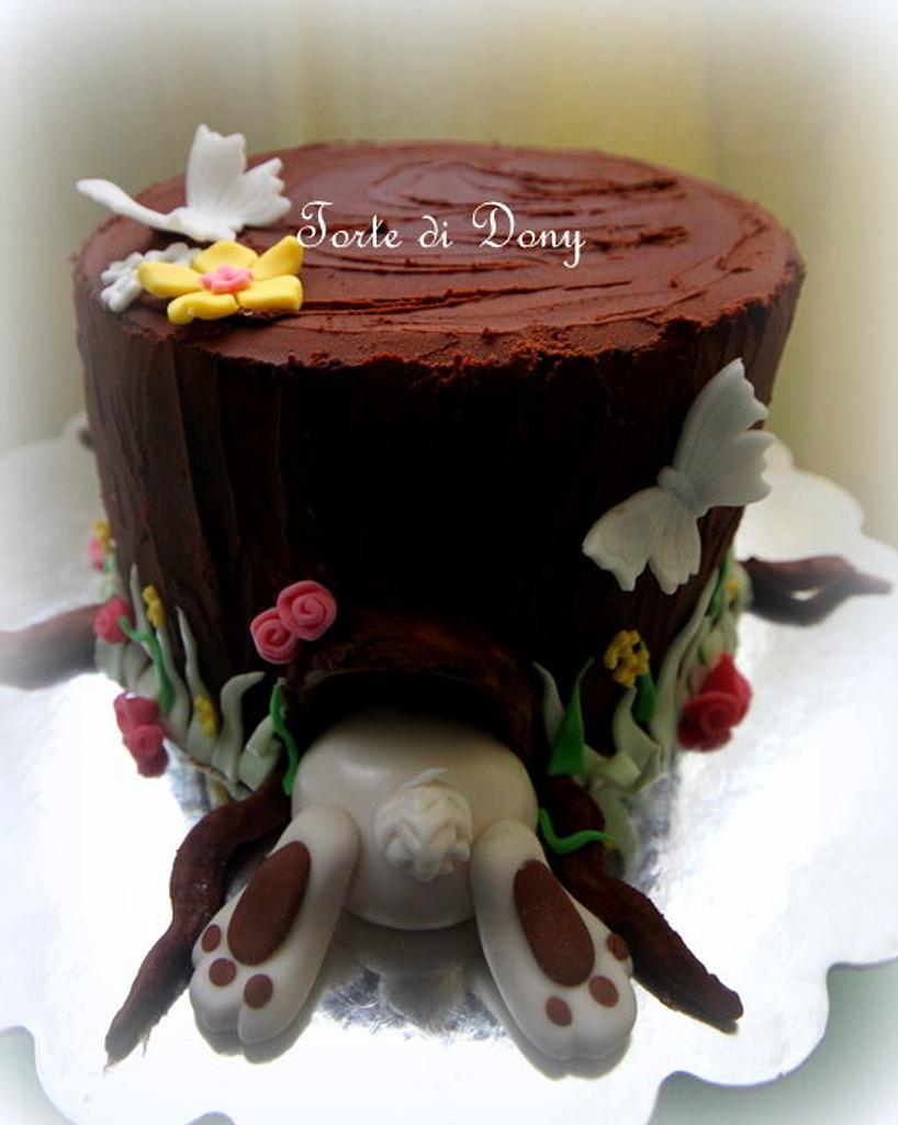 Easter Cake by Donatella Bussacchetti