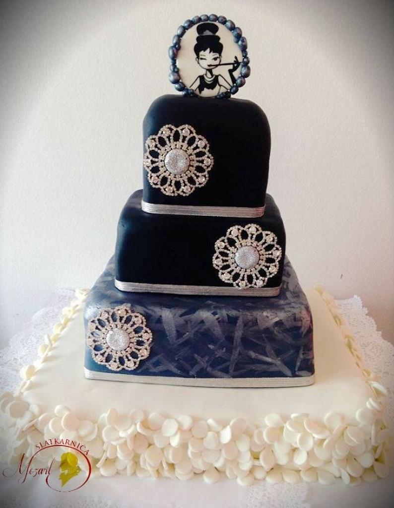 Love Santa&Christmas cake - Cake by Mocart DH - CakesDecor