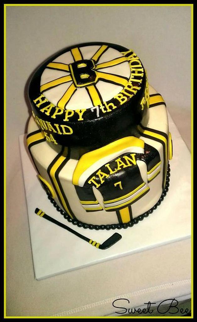 Boston Bruins by Tiffany Palmer