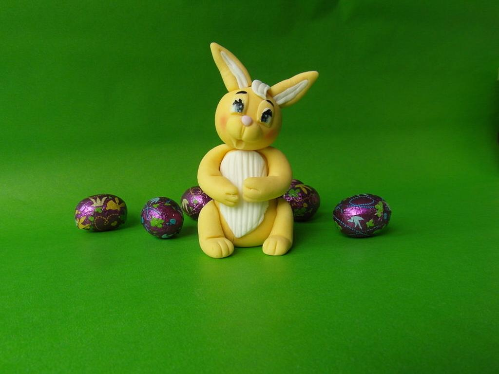 Easter Bunny by Carla