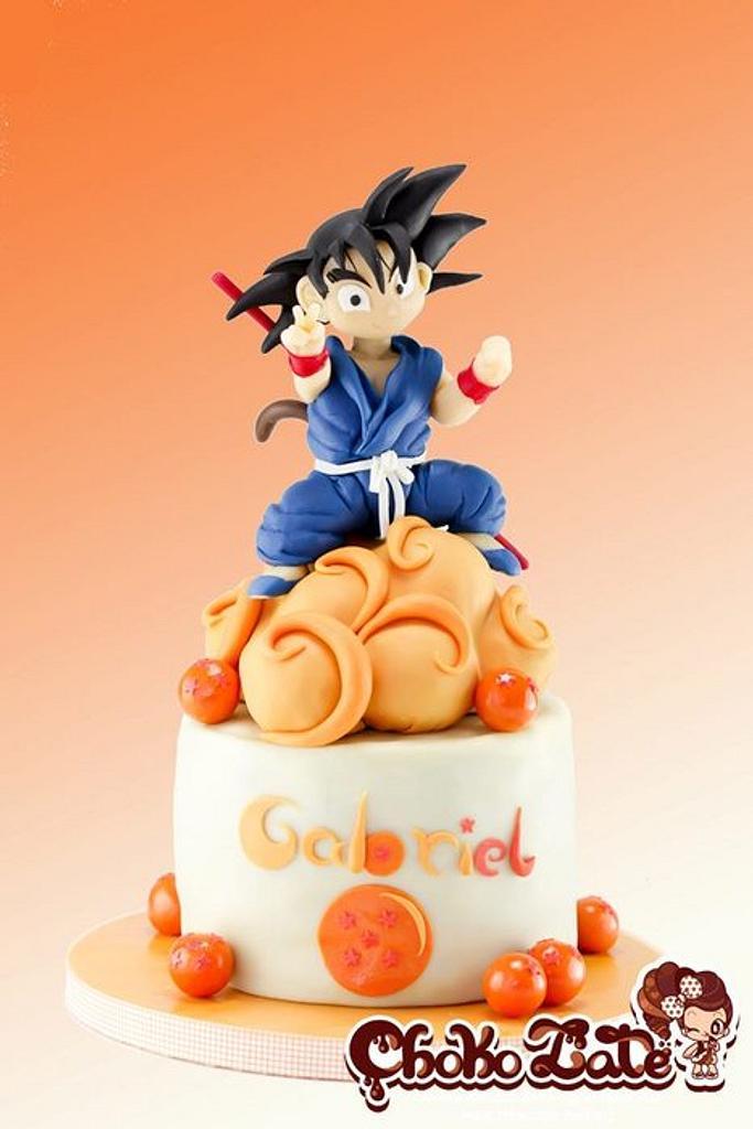 Son Gokû - Dragon Ball by ChokoLate