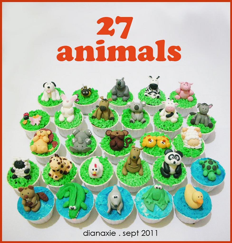 Animals by Diana