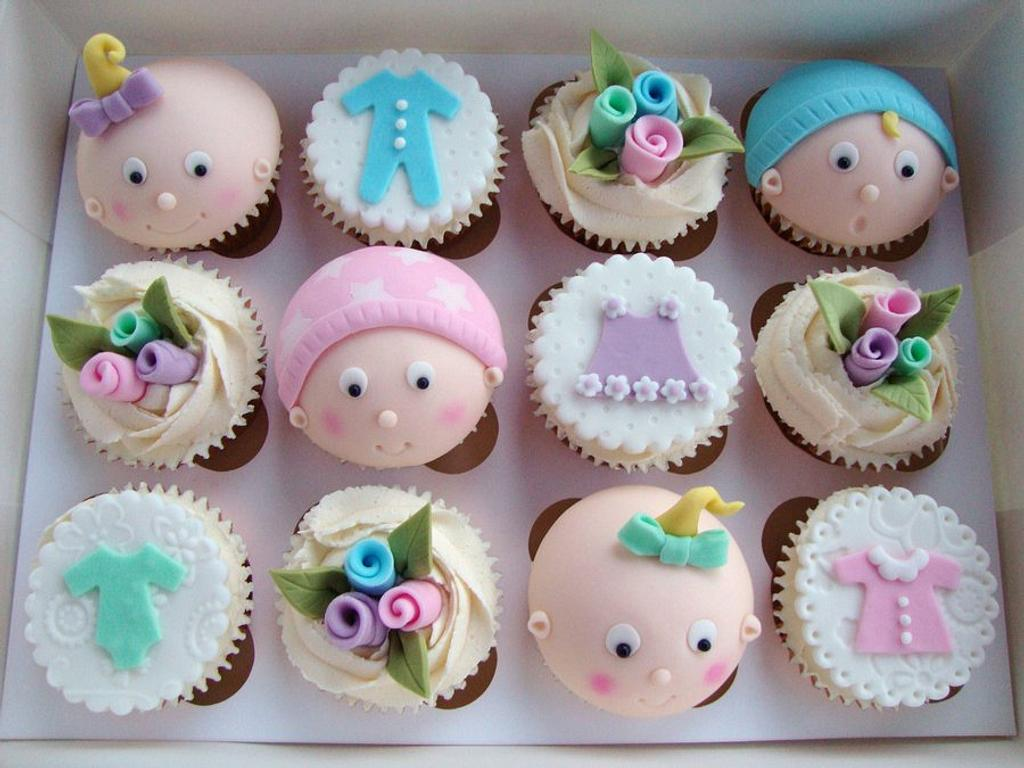 BabyFaces Cupcakes by Sam's Cupcakes