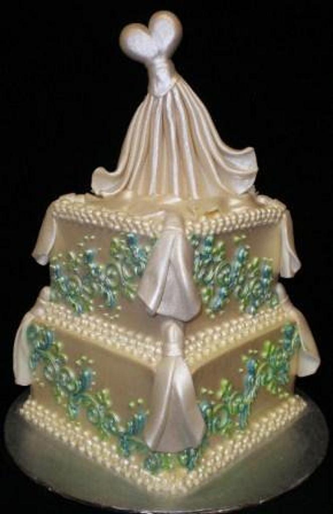 Bridal shower elegance by HottCakez of Las Vegas