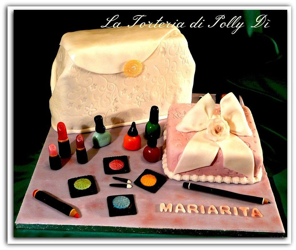 Make up che passione !!! by La Torteria di Polly Dì