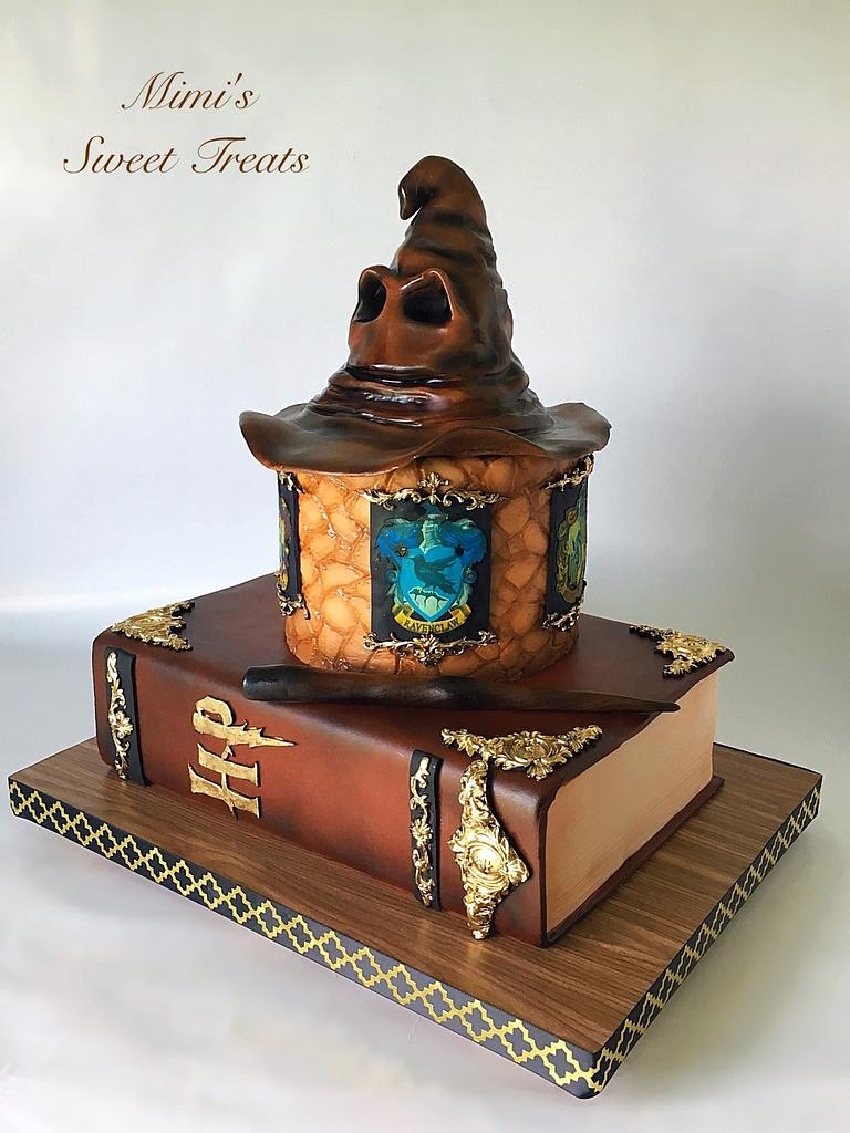 Cuties Celebrating 20 Years of Harry Potter  by MimisSweetTreats