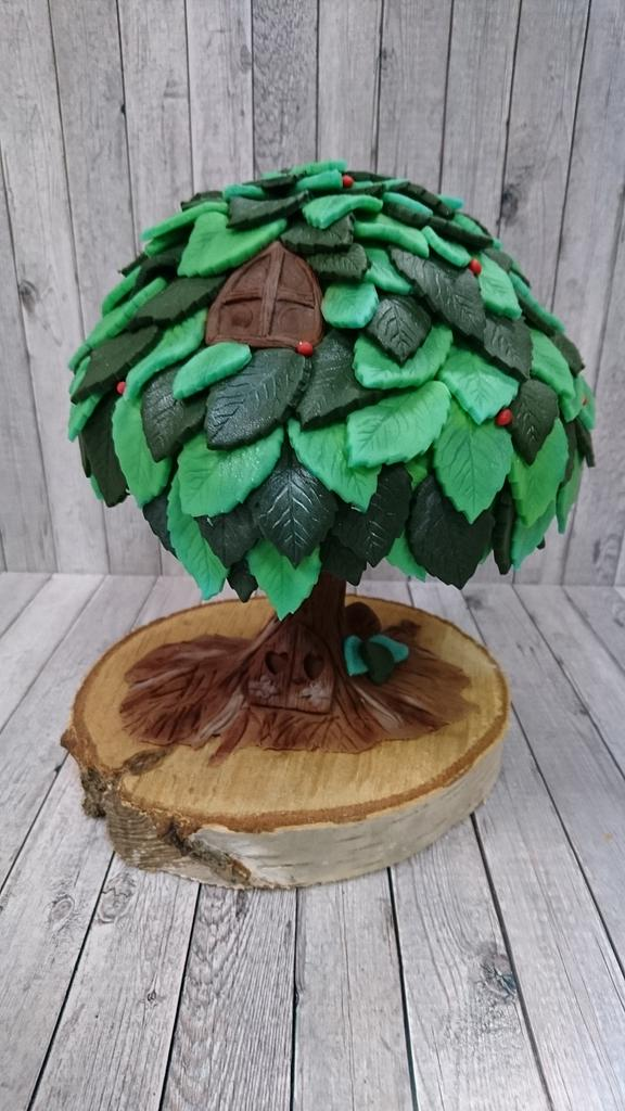 Fairy tree by Stertaarten (Star Cakes)