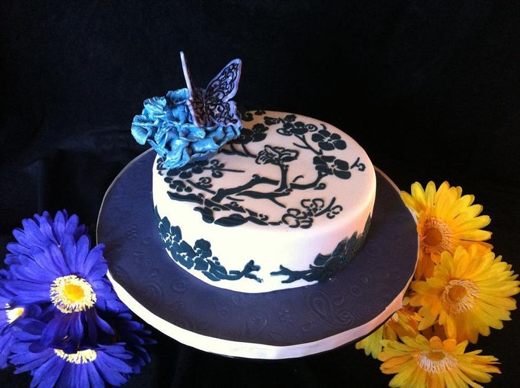 Pretty Butterfly by Heidi