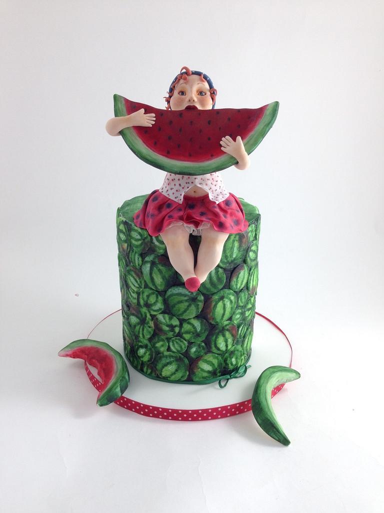 Melon,melon.... by tomima