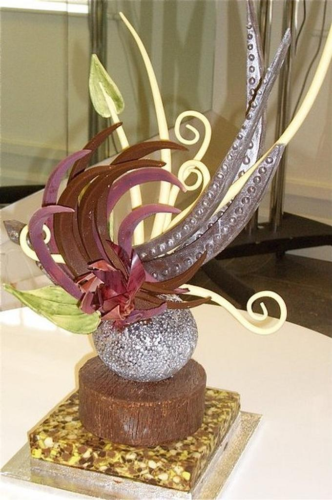 chocolate delight by LAURA MANSFIELD