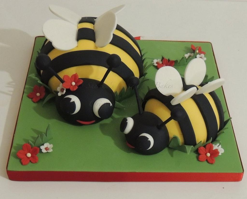 Bees by Shereen