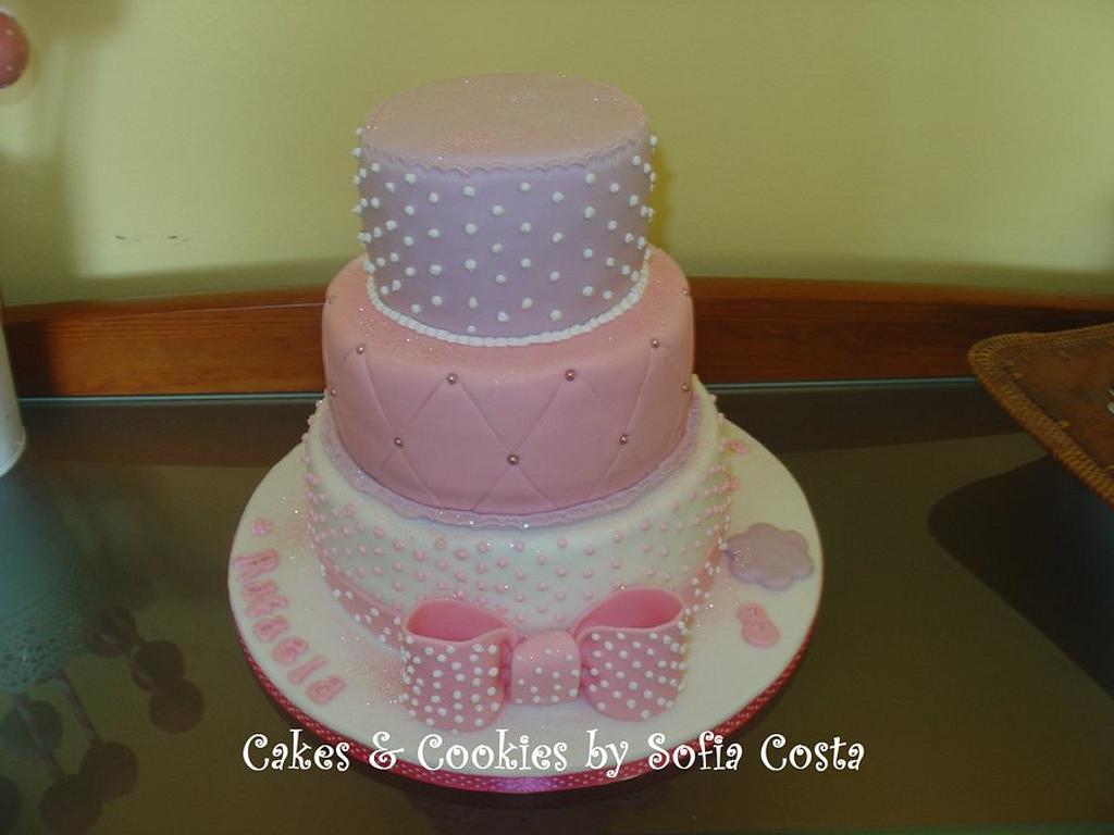 Birthday Cake by Sofia Costa (Cakes & Cookies by Sofia Costa)