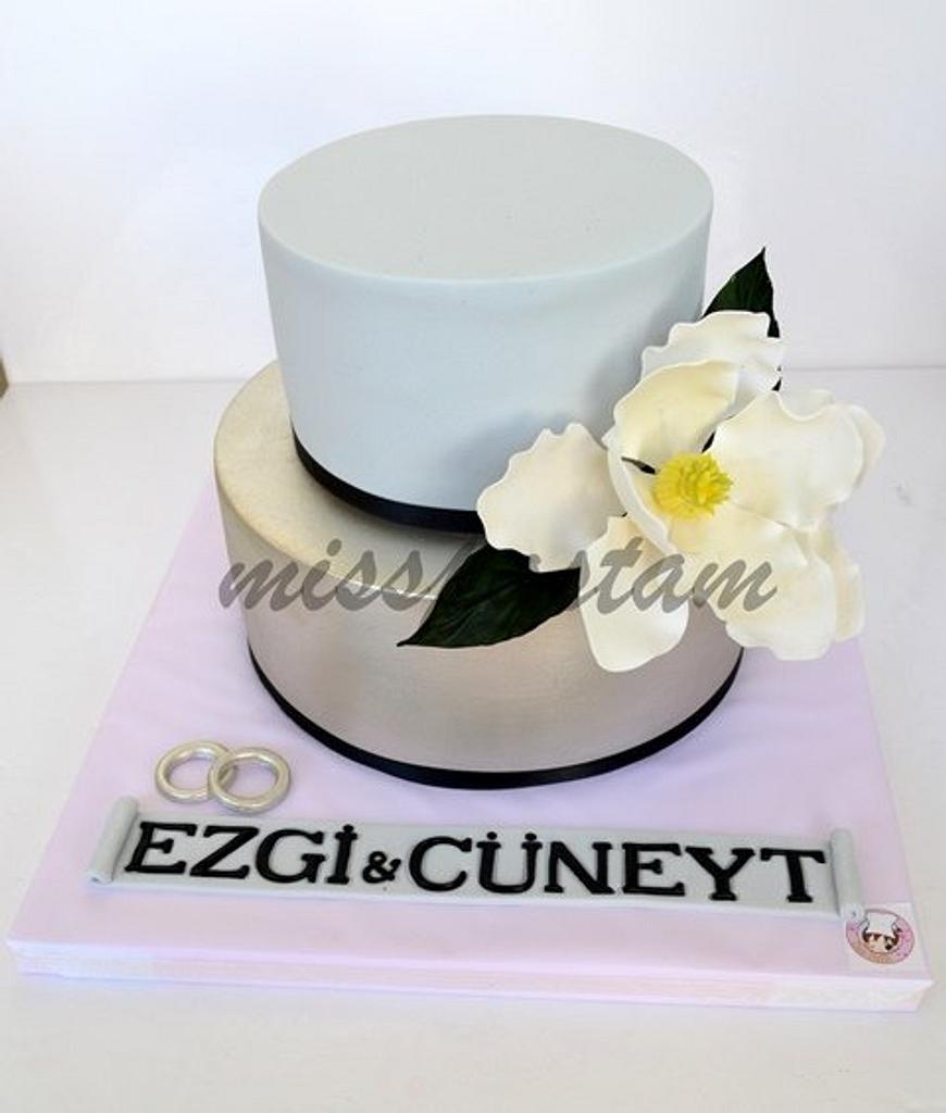 Wedding Cake by Misspastam