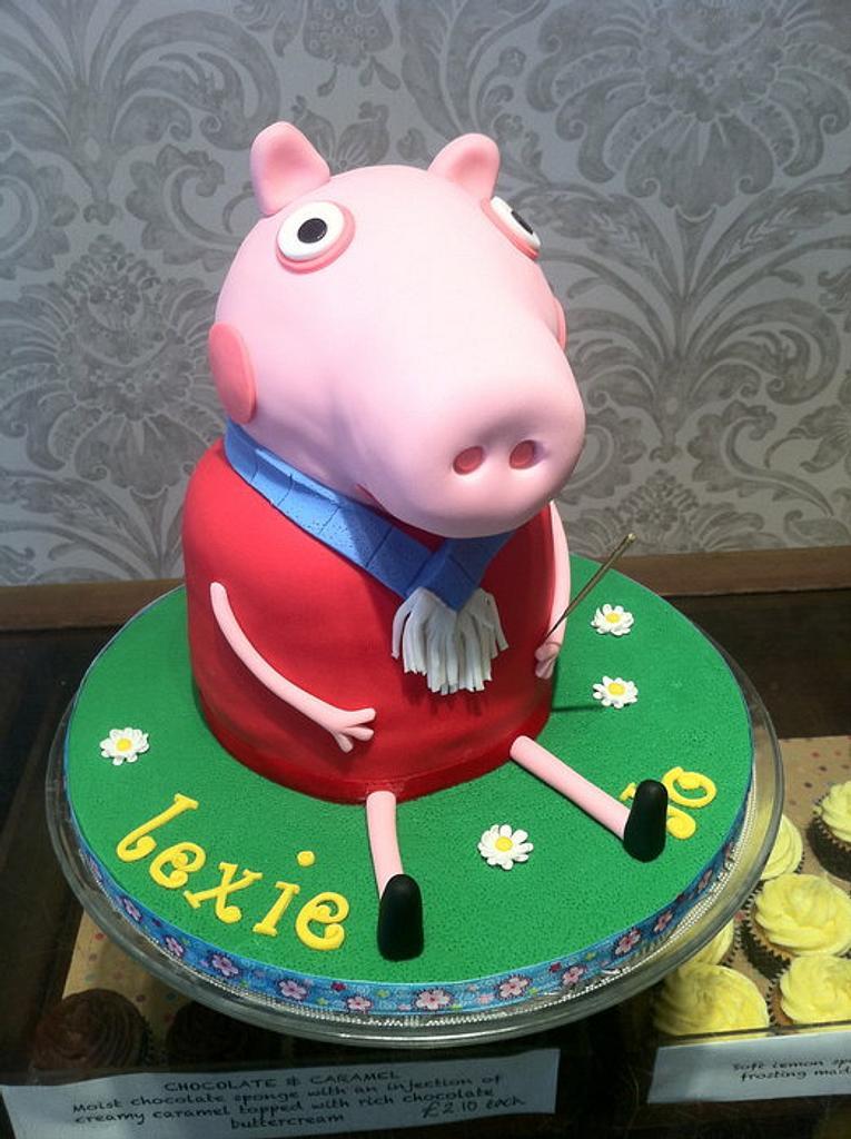 Peppa Pig by Nina Stokes
