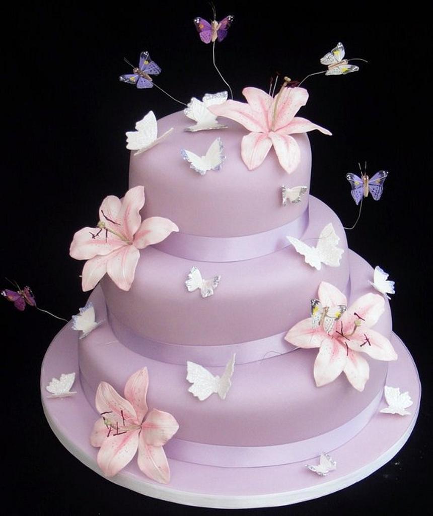 Jane Anne wedding Cake by Ceri Badham