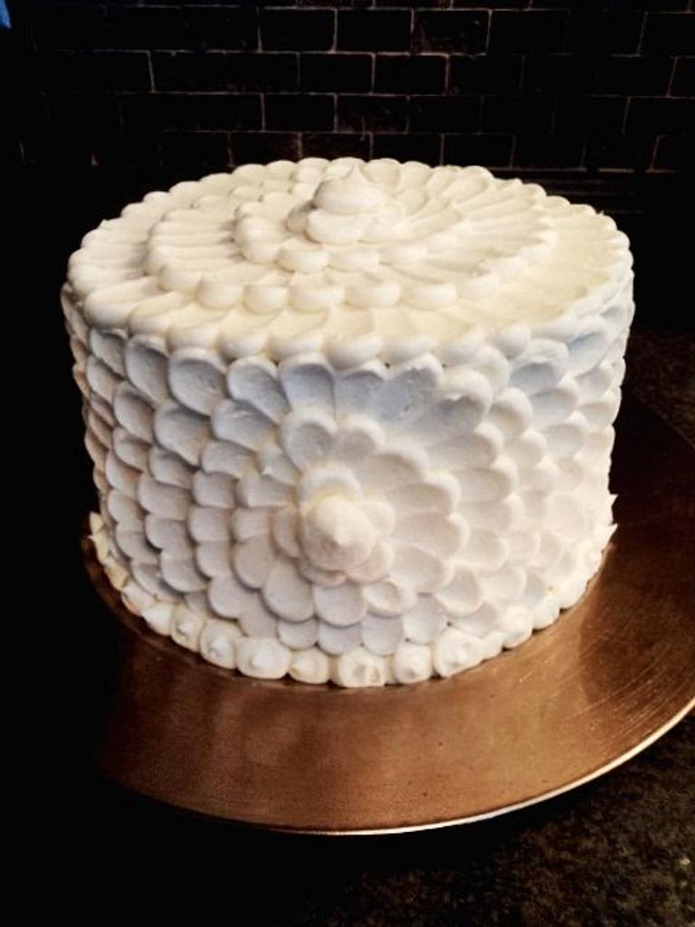 White Petals by The Cakery