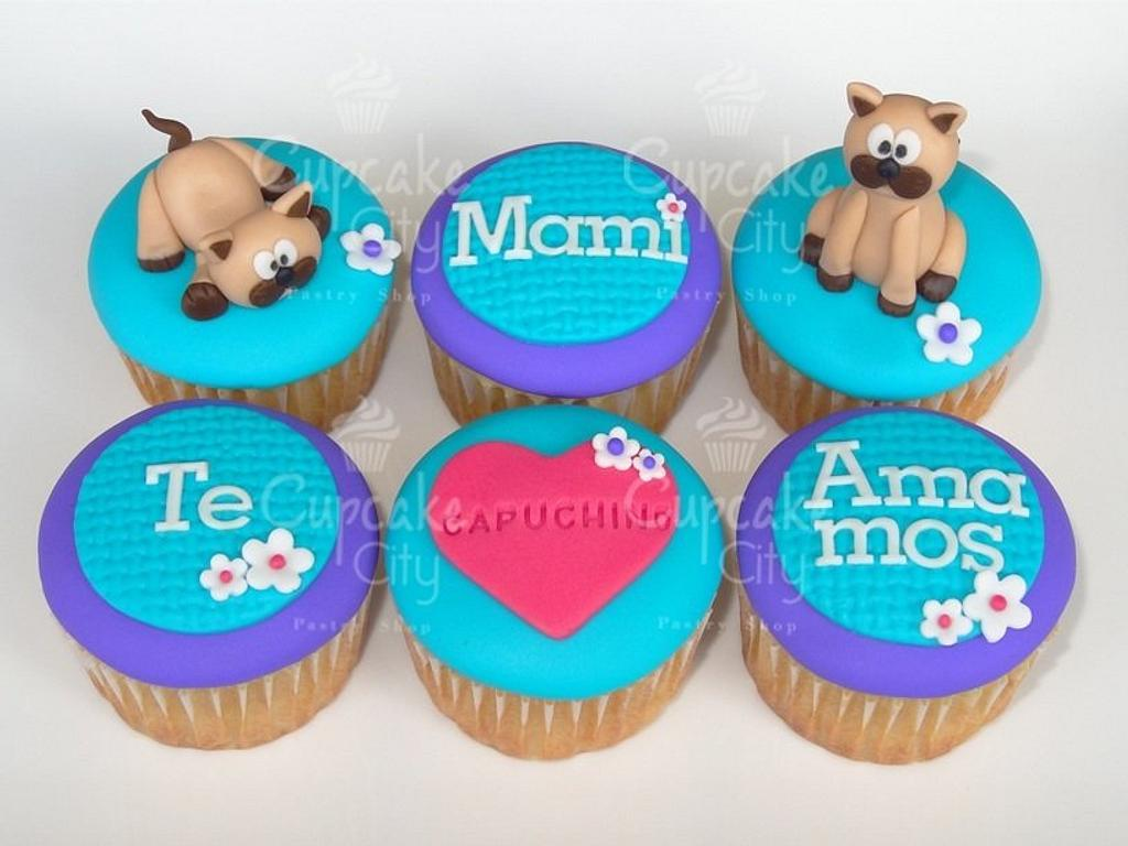 Cute cats for mom by CupcakeCity