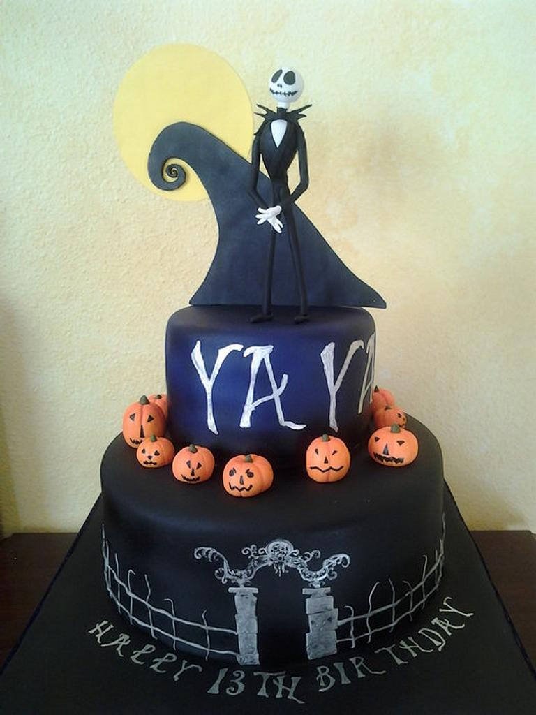 Nightmare Before Christmas by Cakes and Cupcakes by Monika