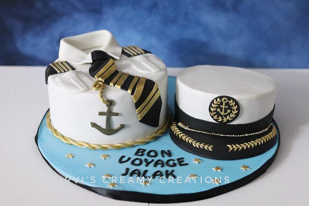 Bon Voyage  by Urvi Zaveri