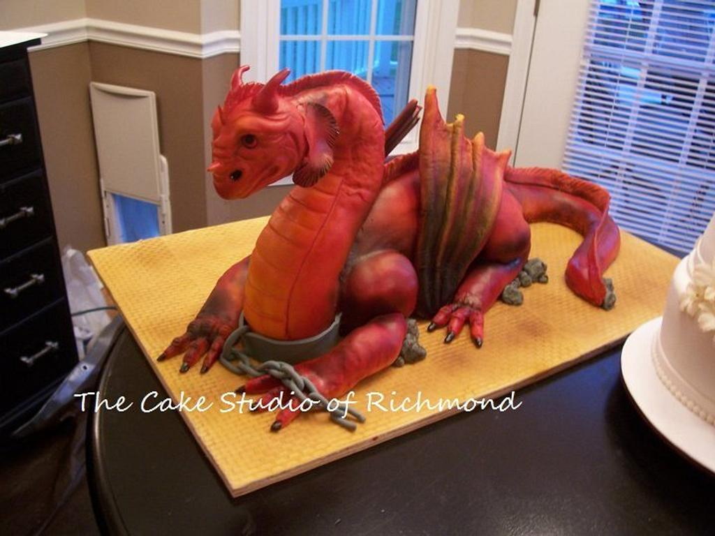 Dragon by Lisa
